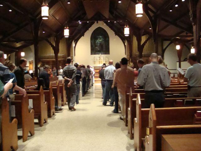 communion-processional