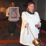 A Thurifer In The Lead