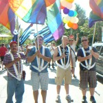 2012 DignityW Capital Pride Parade Color Guard II