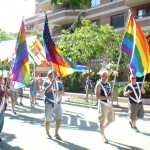 2012 DignityW Capital Pride Parade Color Guard III
