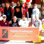 2012 DignityW Capital Pride Parade Contingent I