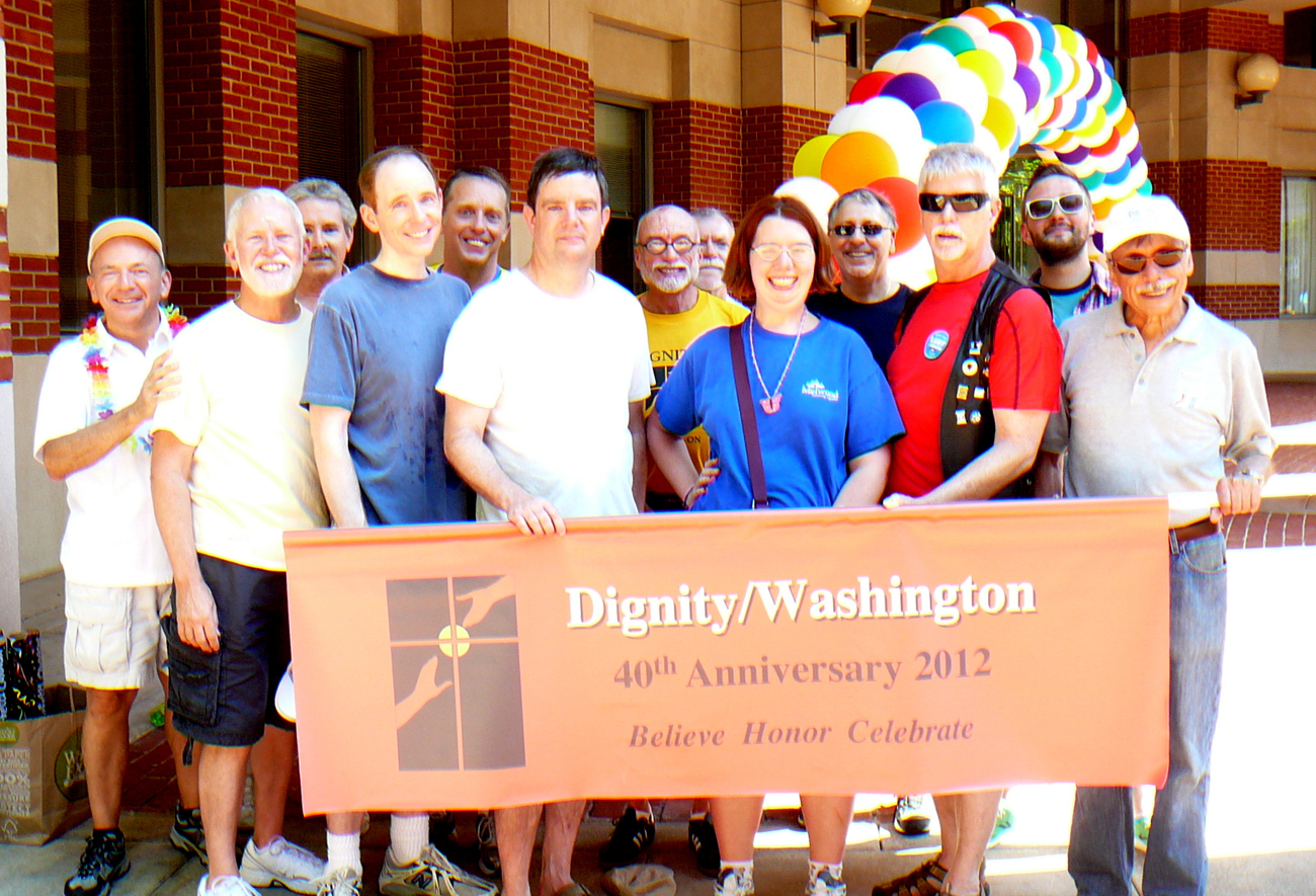 2012 DignityW Capital Pride Parade Contingent II