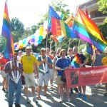 2012 DignityW Capital Pride Parade Marchers II
