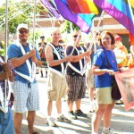 2012 DignityW Capital Pride Parade Marchers III