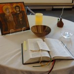 Praying and Reflecting Through Scripture and Icons of the Saints