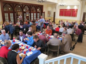 Seder Meal on Holy Thursday