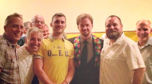 Gay Pride Interfaith Gathering