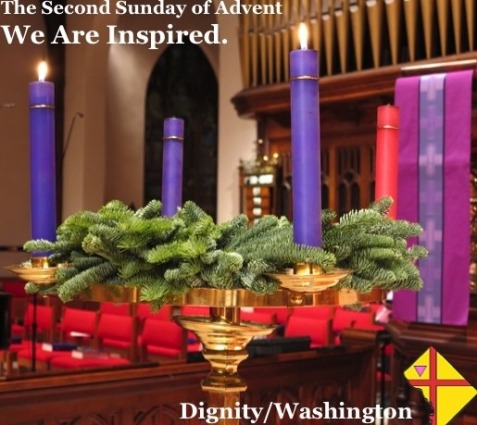 Advent Reflections Tuesday Night at The Dignity Center