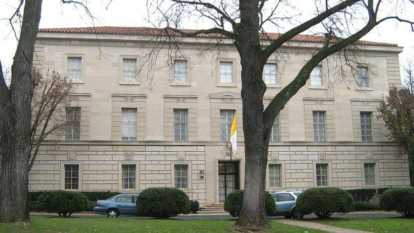 Vatican Embassy-DC