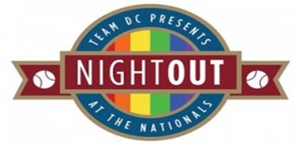 Night Out with the Nats on June 14