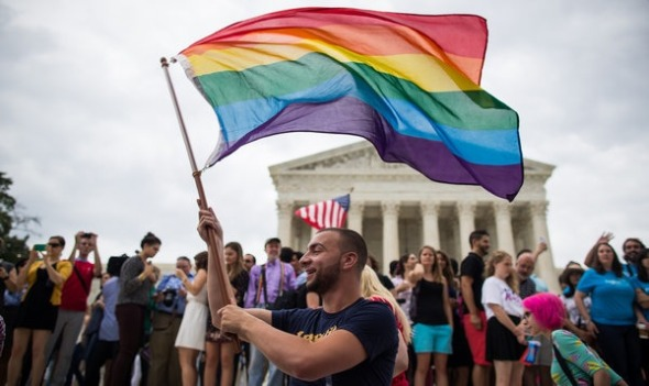 Dignity Celebrates SCOTUS Decision for Marriage Equality