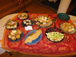 Desserts from Piedigrotta Bakery
