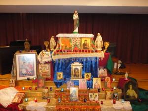Altar to Saint Joseph