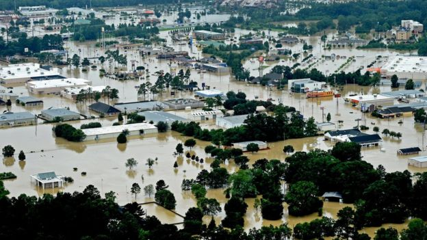 Louisiana Flood Relief: Caring for the Suffering Stranger